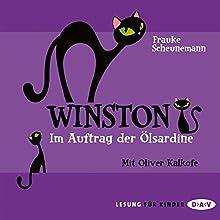 Im Auftrag der Ölsardine (Winston 4) Hörbuch von Frauke Scheunemann Gesprochen von: Oliver Kalkofe