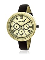 Earth Wood Watches Reloj con movimiento japonés Woman 40.0 mm