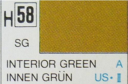 interior-green-semi-gloss-ml-10-pz6-gunze-colori-ed-accessori-modello-modellino-die-cast