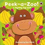 img - for Peek-a-Zoo book / textbook / text book