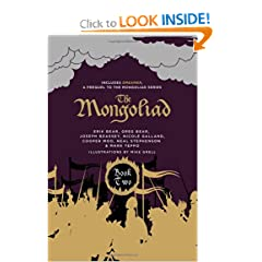 The Mongoliad: Book Two Collector's Edition [includes the SideQuest Dreamer] (The Foreworld Saga) by Neal Stephenson, Erik Bear, Greg Bear and Joseph Brassey