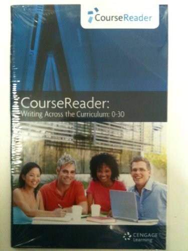 CourseReader 0-30: Writing Across the Curriculum Printed Access Card