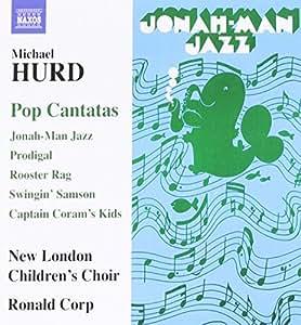 Pop Cantatas: Jonah-Man Jazz