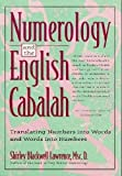 img - for Numerology and the English Cabalah: Translating Numbers into Words and Words into Numbers book / textbook / text book