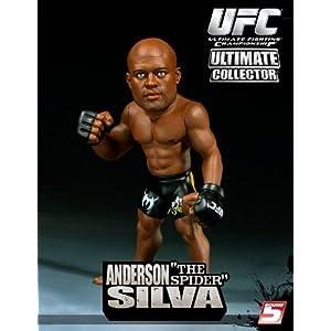 UFC Ultimate Collector アンデウソン シウバ 並行輸入品