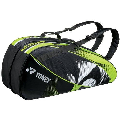 Yonex racket bag BAG 6 1522 R black / lime green (723)