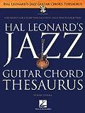 Jazz Guitar Chord Thesaurus (Book/CD)