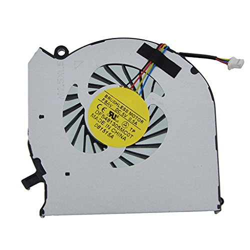 New Laptop CPU Cooling Fan for HP ENVY dv7-7300 dv7-7310dx dv7-7323cl dv7-7333cl dv7-7358ca dv7-7373ca dv7-7398ca dv7t-7300 dv7t-7300 CT0 (Hp Envy Dv7 Cooling Fan compare prices)