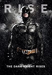 "Batman: The Dark Knight Rises - Teaser Movie Poster (Batman / Rise) (Size: 24"" x 36"")"