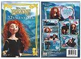 Disney PIXAR Brave 32 Valentines