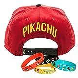 GO-de-Pokemon-Pikachu-Character-gorro-de-gorra-con-pulsera