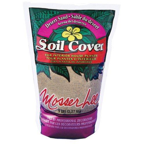 Mosser 1110, colore: sabbia del deserto del suolo, 2267,96 5 g (pounds), per esterni, a casa, in giardino, forniture, manutenzione