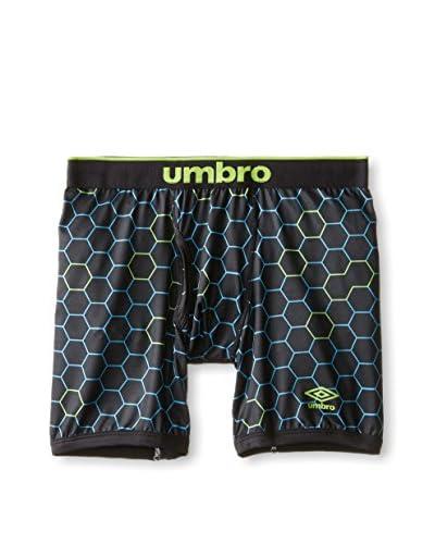 Umbro Men's Hex Boxer Brief