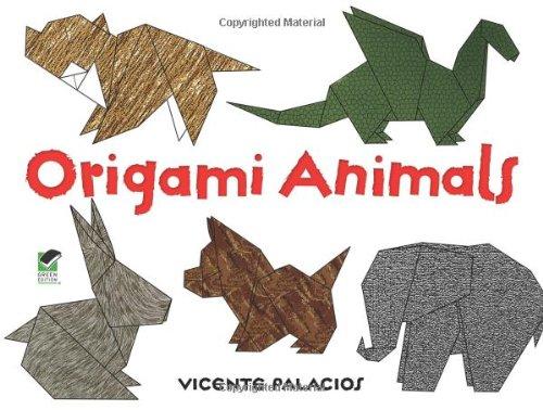Origami Animals (Dover Origami Papercraft)