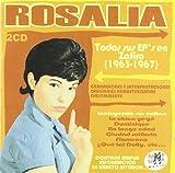 todos sus ep's en zafiro (1963-1967) by rosalia