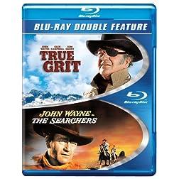 True Grit / Searchers [Blu-ray]