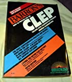 echange, troc Doster William C. - Barron's How to Prepare for the College-Level Examination Program- CLEP- General Examinations