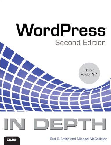 WordPress In Depth, 2nd Edition