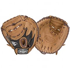 Buy Louisville Slugger 31-Inch FG Genesis Catchers Mitts by Louisville Slugger