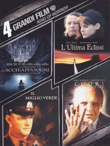 4 grandi film - King of horror [4 DVDs] [IT Import]