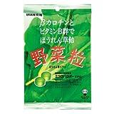 味覚糖 新 野菜粒ほうれん草飴 90g×6個