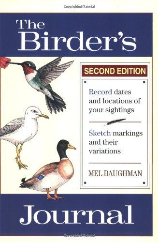 Birder's Journal: 2nd Edition