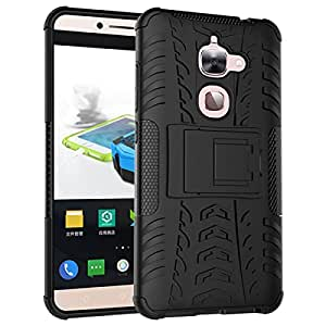 Novo Style Dual Layer Kick Stand Hard Back Case For Letv LeEco Le 2