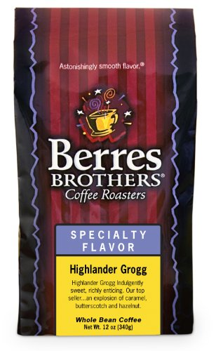 Berres Brothers Highlander Grogg Whole Bean Coffee 12 Oz.