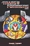img - for Transformers, Vol. 5: Chaos Theory book / textbook / text book