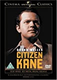Citizen Kane [DVD] [1942] - Orson Welles