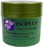 Isoplus Natural Remedy Cucumber Massage Conditioner 4oz