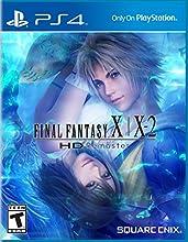 Final Fantasy X/X-2 HD Remaster - PlayStation 4 Standard Edition