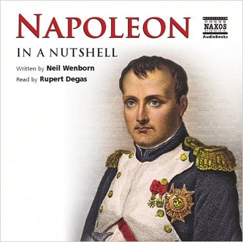 Napoleon In a Nutshell - Neil Wenborn