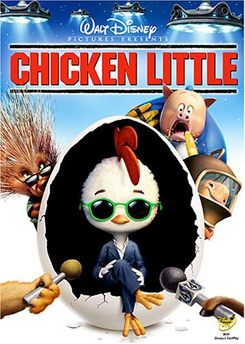 Cover art for  Chicken Little