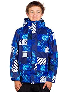 Snow Jacket Kids Quiksilver Mission Atom Jacket Boys