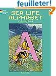 Sea Life Alphabet Coloring Book