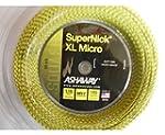 ASHAWAY SuperNick XL Micro 1.15mm Squ...
