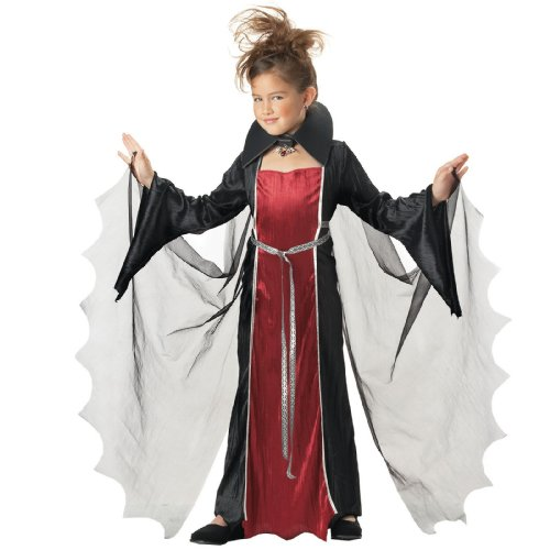 [Vampire Girl Costume - Large] (Vampire Costumes For Babies)