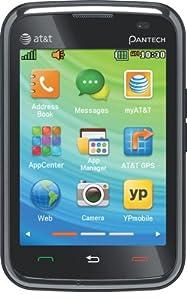 Pantech Renue Phone, (AT&T)