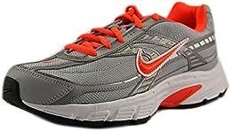 Nike Initiator Men Round Toe Synthetic White Running Shoe