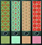 File Art - Design Etiketten - Pattern...