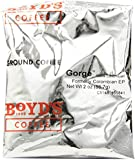 Boyd's Coffee Gorge 100% ColombianP, Ground Medium Light Roast Coffee, 2-Ounce Portion Packs (Pack of 60)