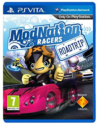 ModNation Racers: Road Trip (PS Vita) by Sony Computer Entertainment