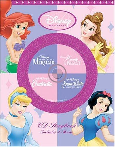 funny disney princess pictures. Disney Princess CD Storybook