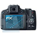 3 x atFoliX Canon PowerShot SX50 HS Film protection d'écran Film protecteur - FX-Clear ultra claire