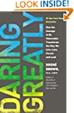 Daring Greatly by Brene Brown book cover