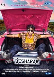 Besharam Original Hindi DVD with English Subtitles