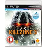 Killzone 3 - Move Compatible (PS3)by Sony