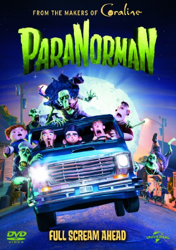 ParaNorman (DVD + Digital Copy + UV Copy)