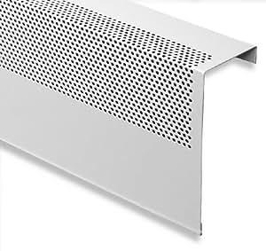 baseboarders 4 39 length basic slip on baseboard radiator. Black Bedroom Furniture Sets. Home Design Ideas